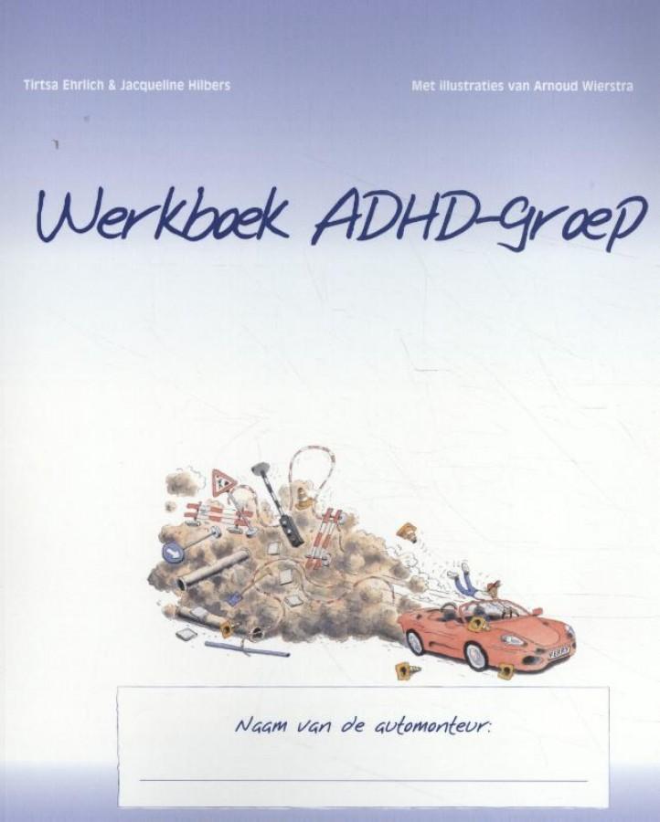 Werkboek ADHD-groep