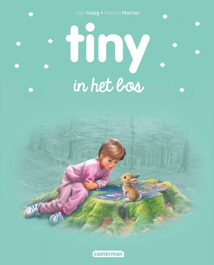 Tiny in het bos