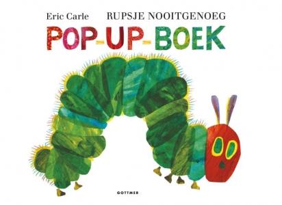 Rupsje Nooitgenoeg pop-upboek