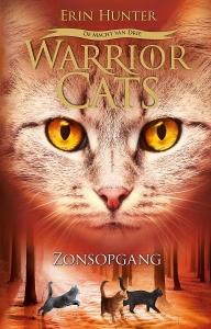 WarriorCats - Serie 3 - De macht van drie - Deel 6: Zonsopgang Paperback editie