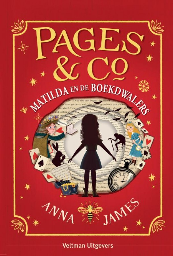 Pages & Co - Matilda en de boekdwalers