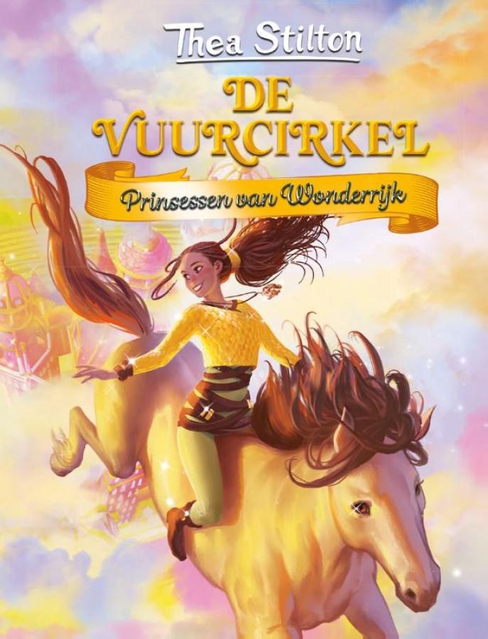 Prinsessen van Wonderrijk: De vuurcirkel
