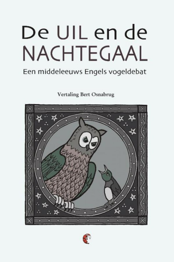 De uil en de nachtegaal en The Owl and the Nightingale