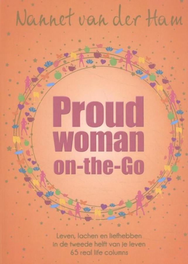 ProudWoman on the go!