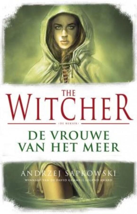 The Witcher - De Vrouwe van het Meer (POD)
