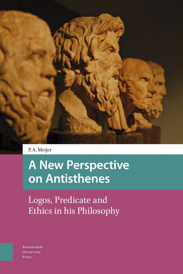 A New Perspective on Antisthenes