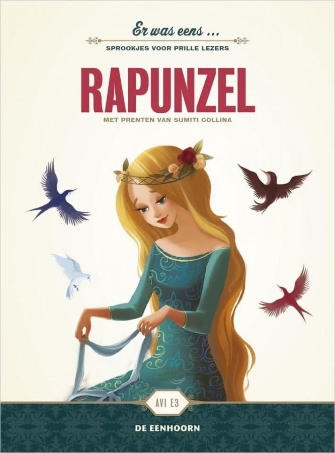 Er was eens... Rapunzel