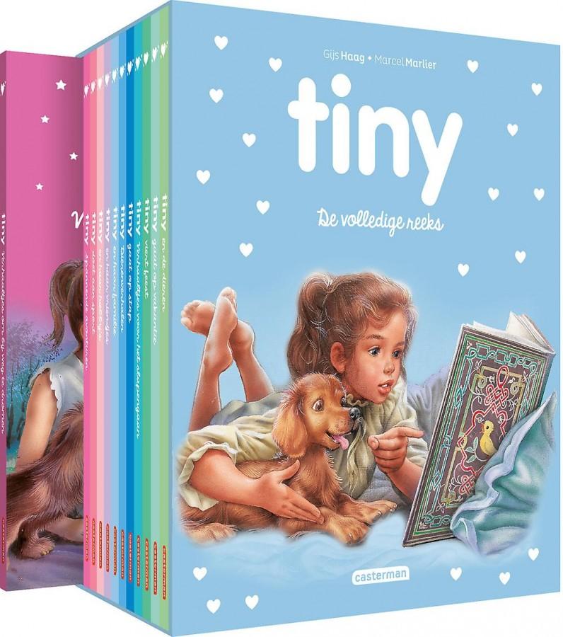 Tiny - De volledige reeks (verzamelbox Hartendiefjes)