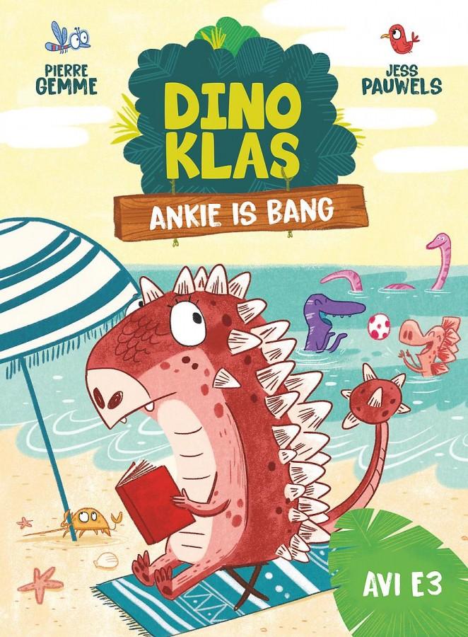 Dinoklas AVI reeks: Ankie is bang (AVI E3)