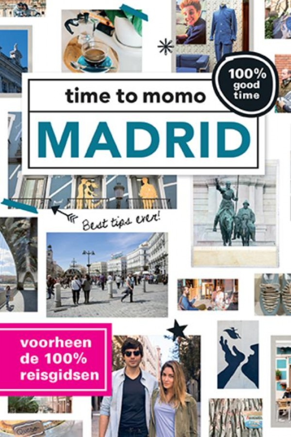 time to momo Madrid + ttm Dichtbij