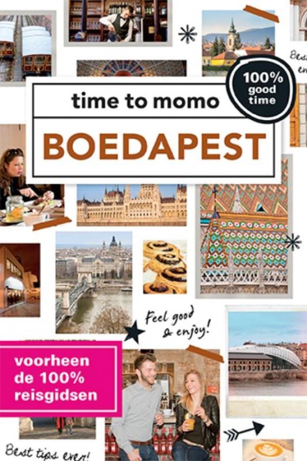time to momo Boedapest + ttm Dichtbij