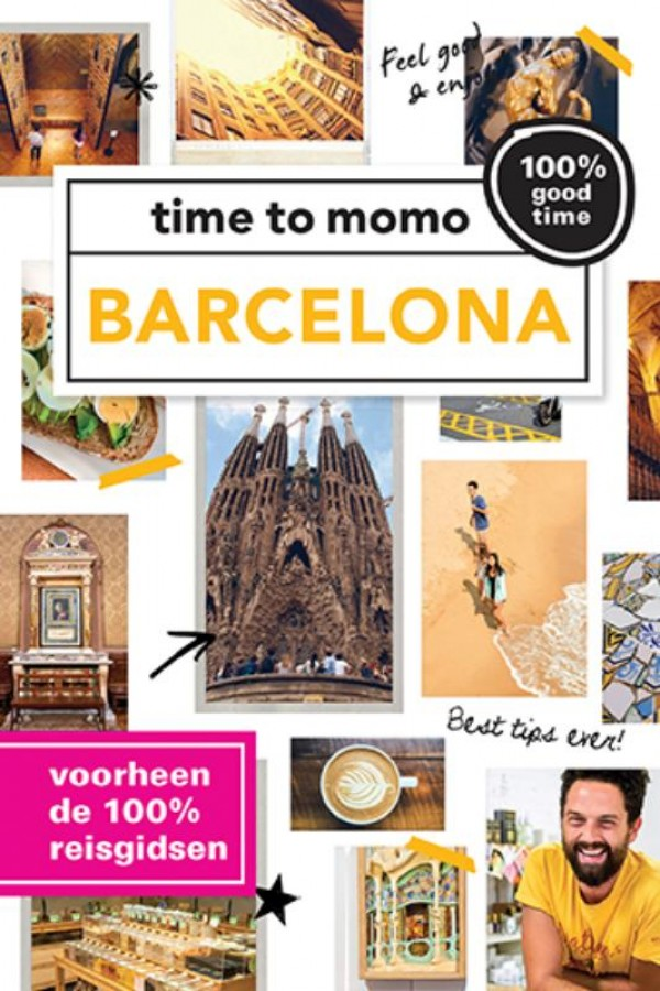 time to momo Barcelona + ttm Dichtbij