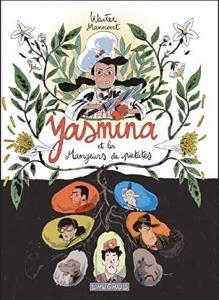 Yasmina-en-de-aardappeleters