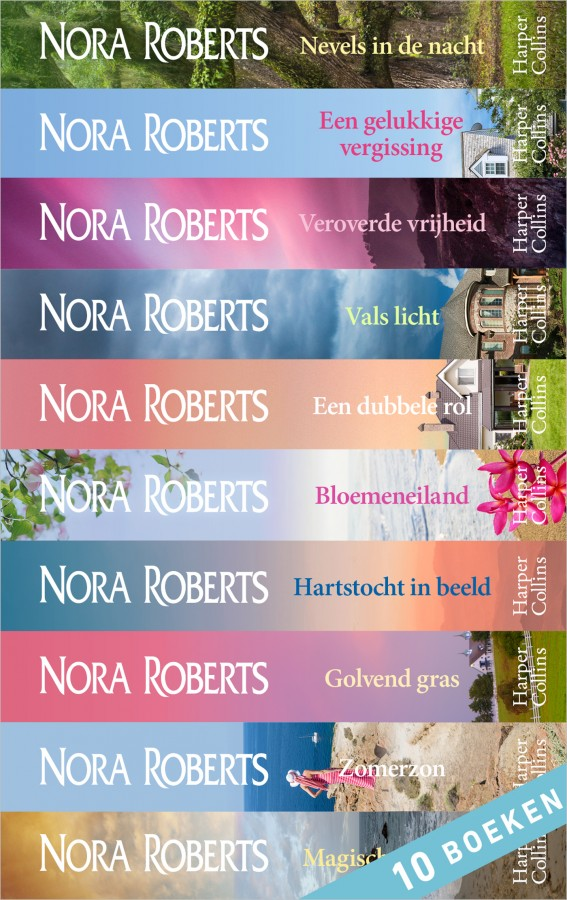 Nora Roberts e-bundel 10-in-1 bundel 2