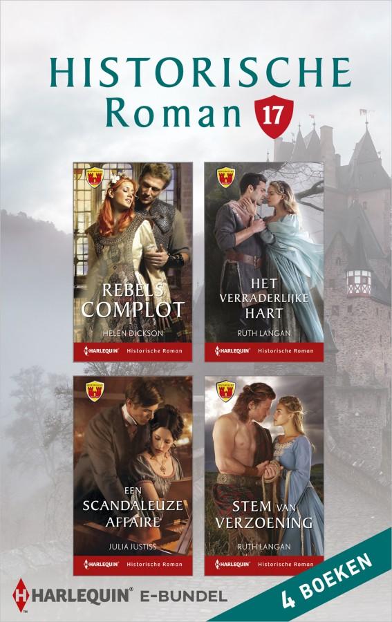Historische roman e-bundel 17
