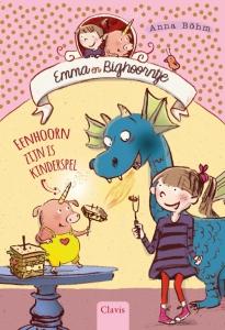 Emma en Bighoorntje. Eenhoorn zijn is kinderspel!