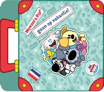 Woezel & Pip gaan op vakantie!