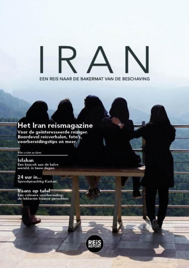Het Iran reismagazine 2019