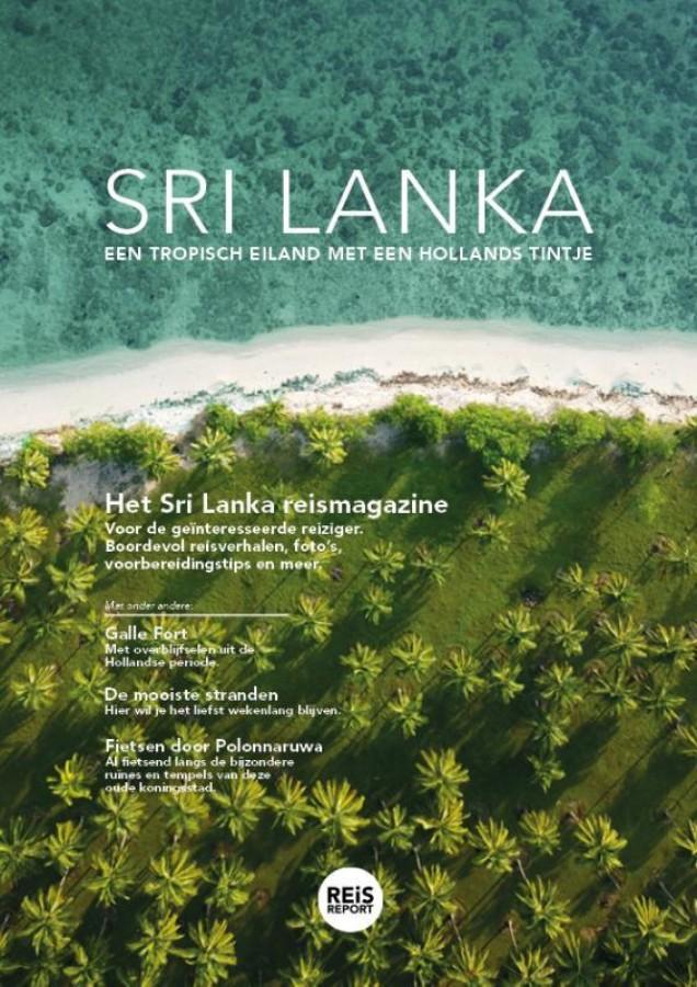 Het Sri Lanka reismagazine 2019