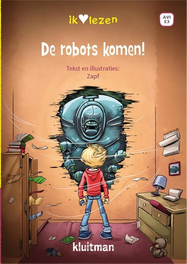 De robots komen!