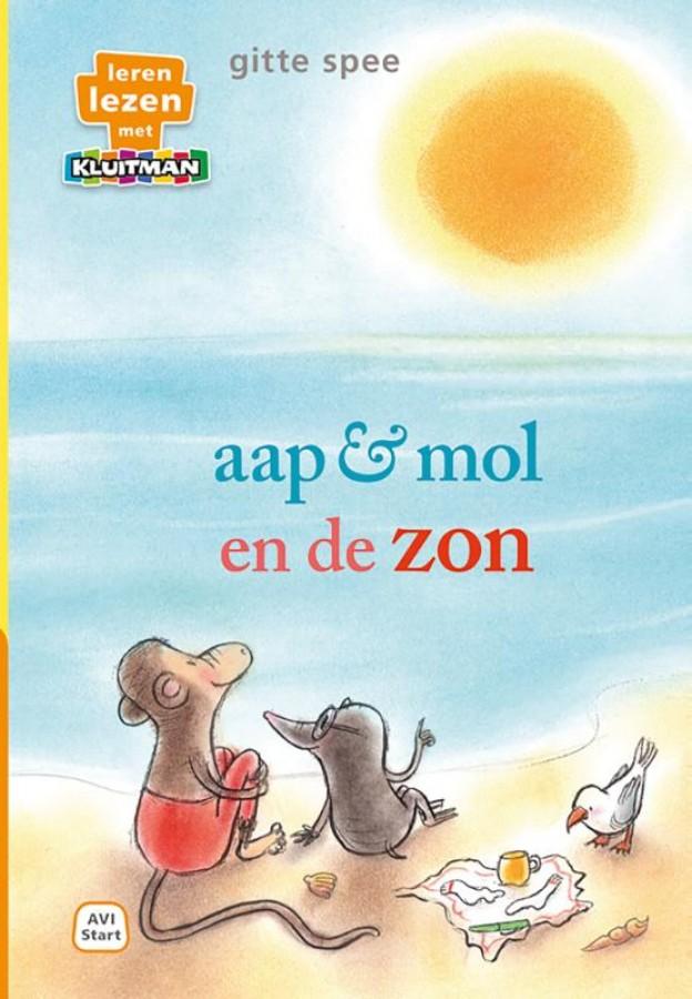 aap & mol en de zon