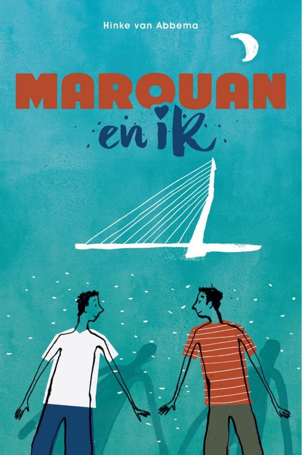 Marouan en ik