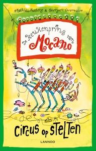 De keukenprins van Mocano V - Circus op stelten
