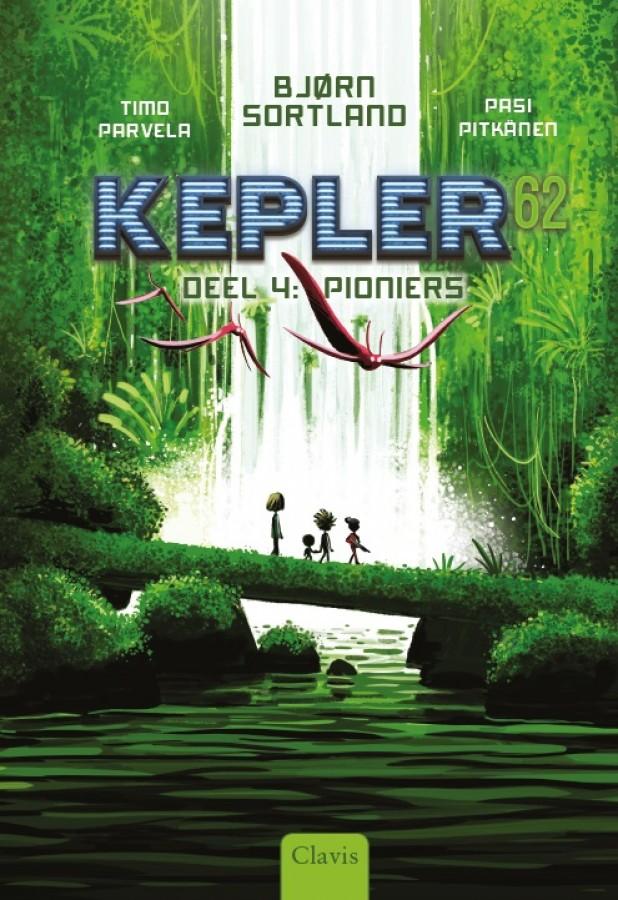 Kepler 62. Deel 4: De pioniers