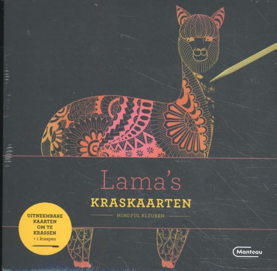 Lama's Kraskaarten
