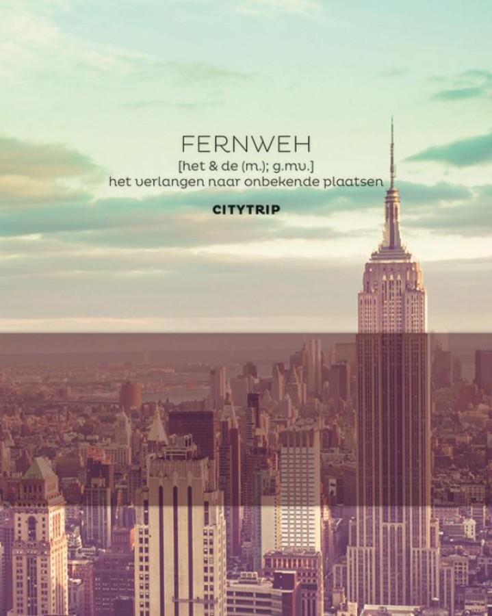 FERNWEH Citytrip