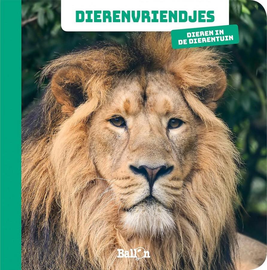 Dierenvriendjes - Dieren in de dierentuin