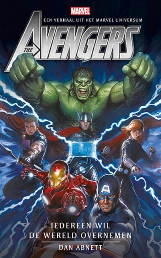 Avengers - Iedereen wil de wereld overnemen