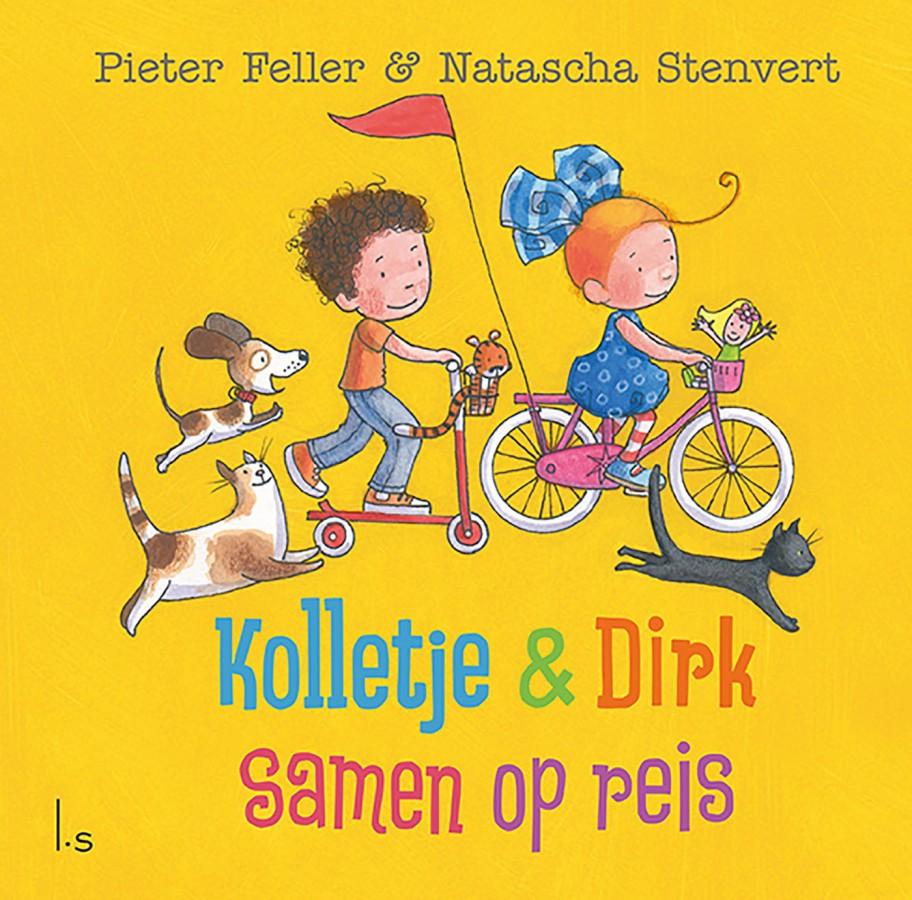 Kolletje & Dirk - Samen op reis (set à 5 ex.)