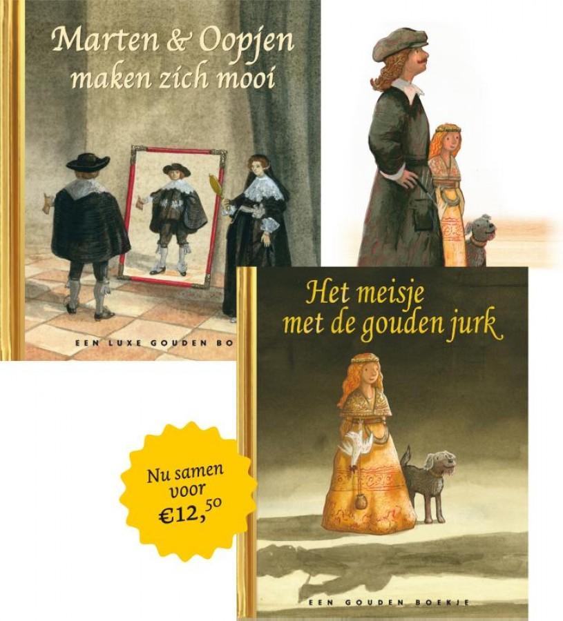 Rijksmuseum Gouden Boekjes