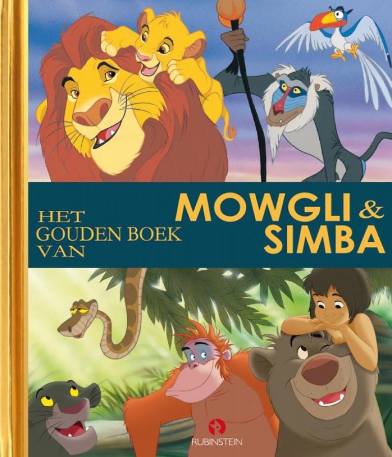 Het Gouden Boek van Mowgli & Simba