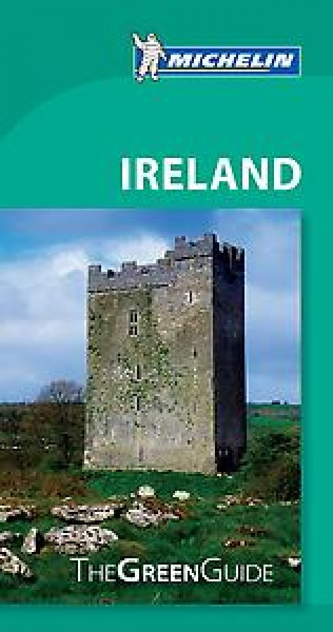 Michelin green guide collection Ireland