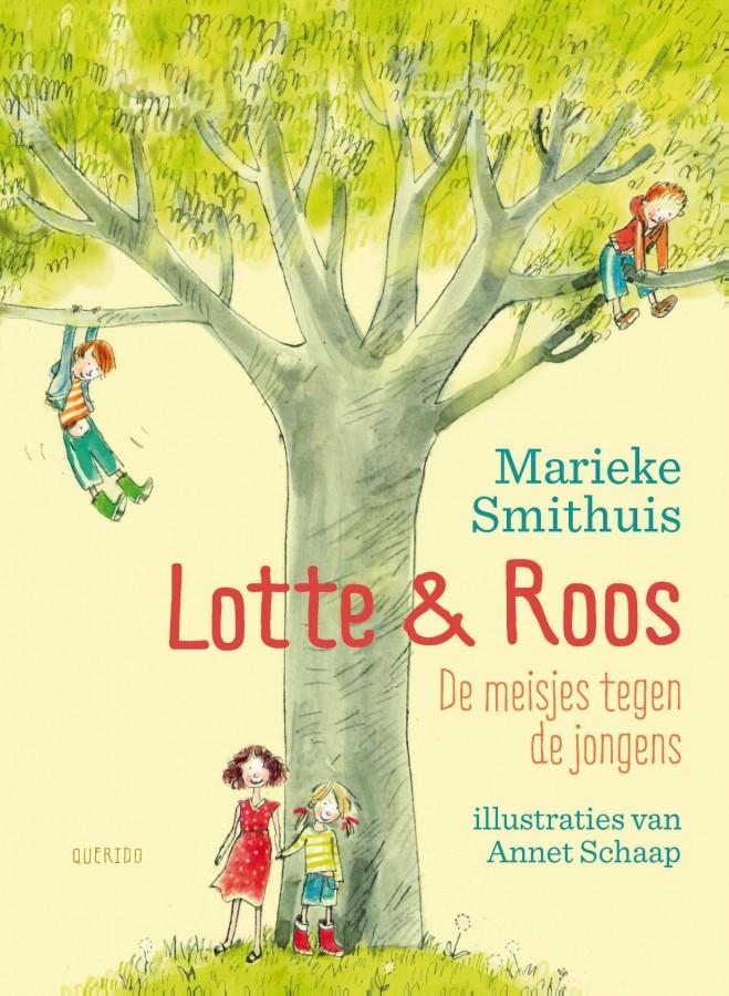 De meisjes tegen de jongens - Lotte & Roos