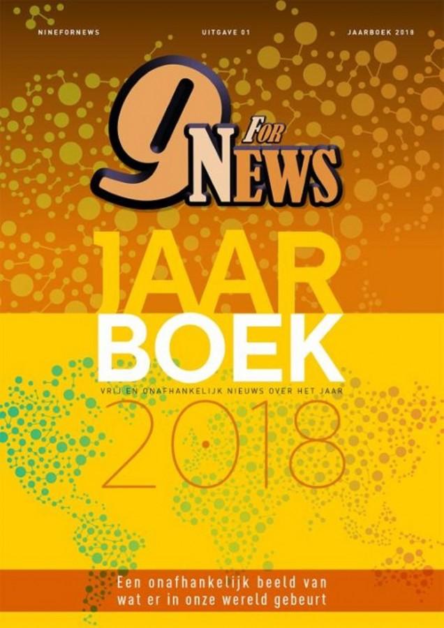 NineForNews Jaarboek 2018