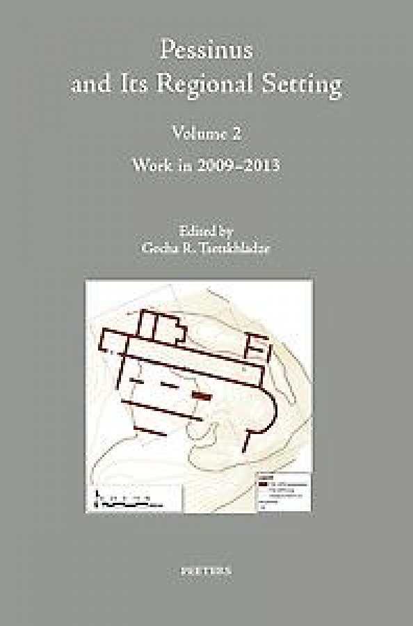 Pessinus and Its Regional Setting, Volume 2