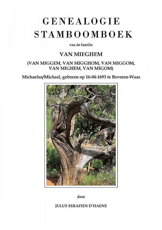 Stamboom van de familie Van Mieghem