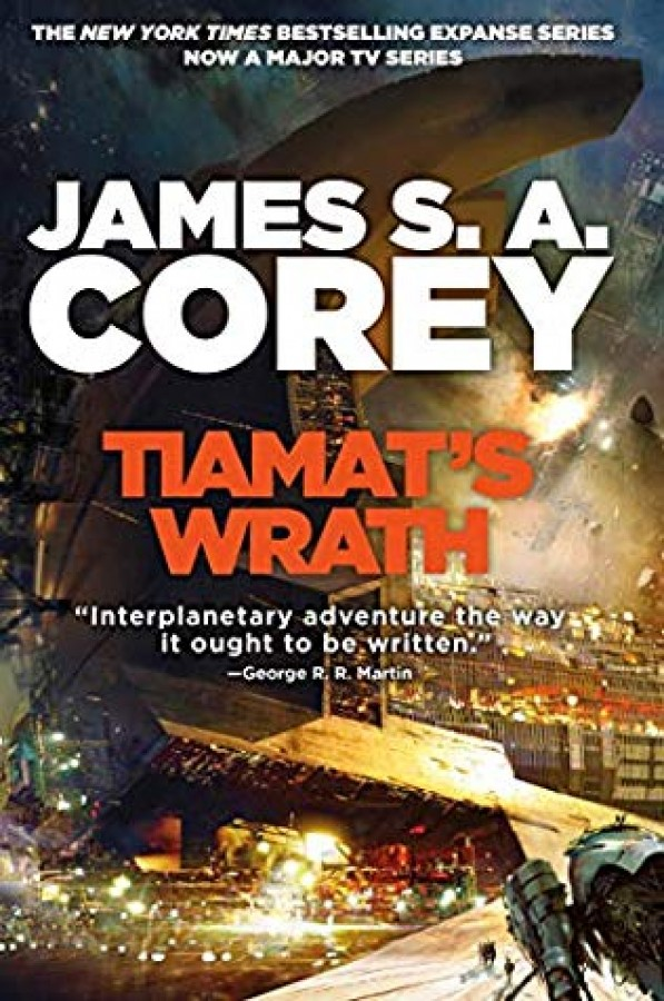 James S.A. Corey - Tiamats Wrath