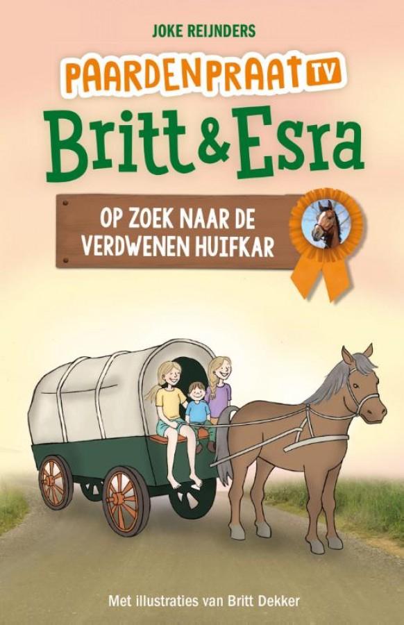 Britt en Esra - Op zoek naar de verdwenen huifkar