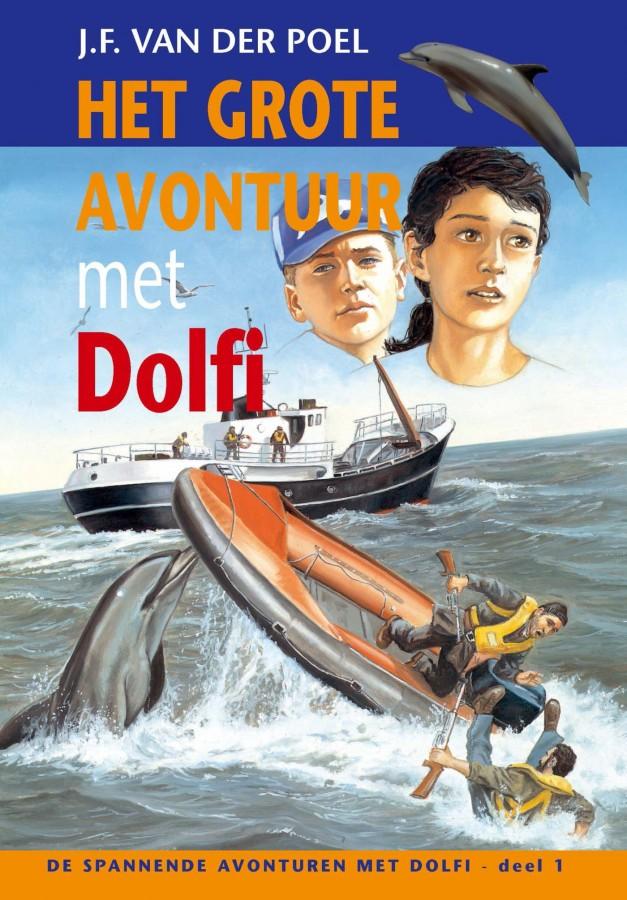 Het grote avontuur met Dolfi deel 1