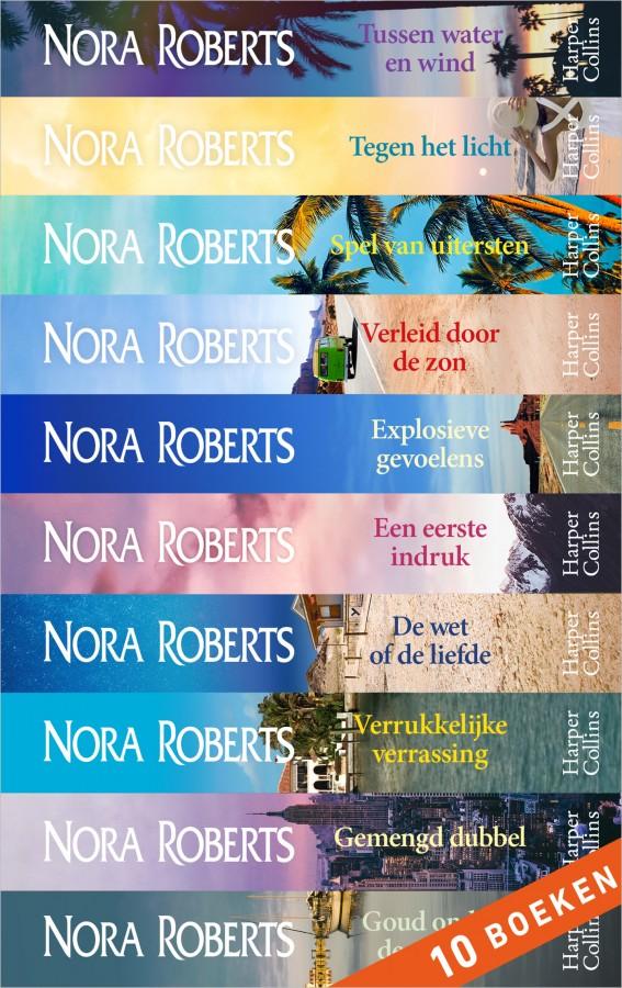 Nora Roberts 10-in-1 bundel 3