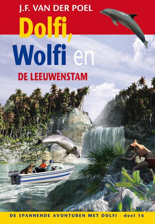 Dolfi wolfi en de leeuwenstam deel 16