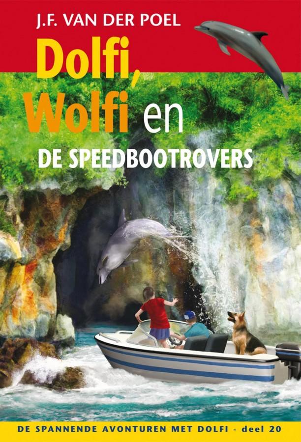 Dolfi, Wolfi en de speedbootrovers deel 20