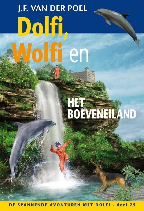 Dolfi, Wolfi en het boeveneiland, deel 25