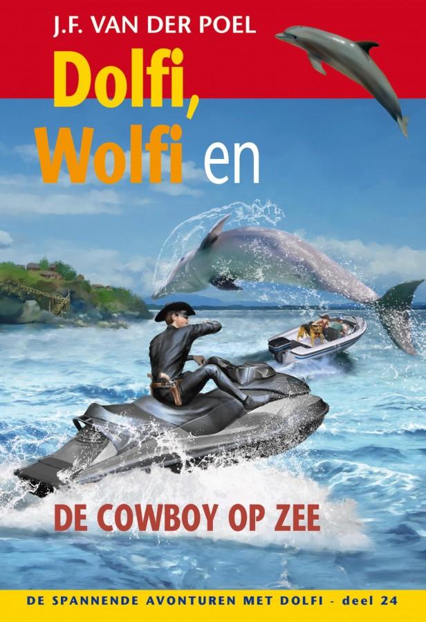 Dolfi, Wolfi en de cowboy op zee deel 24