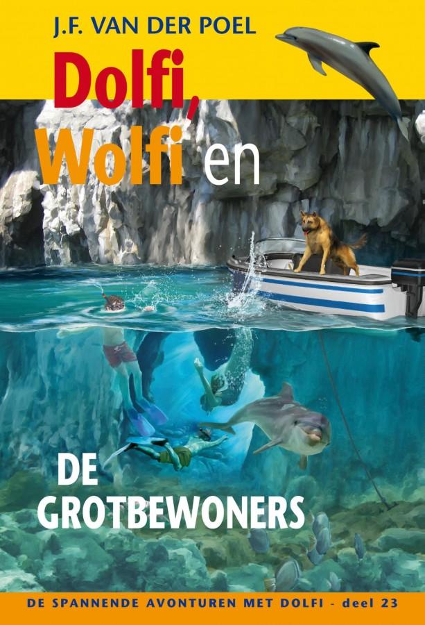 Dolfi Wolfi en de grotbewoners deel 23