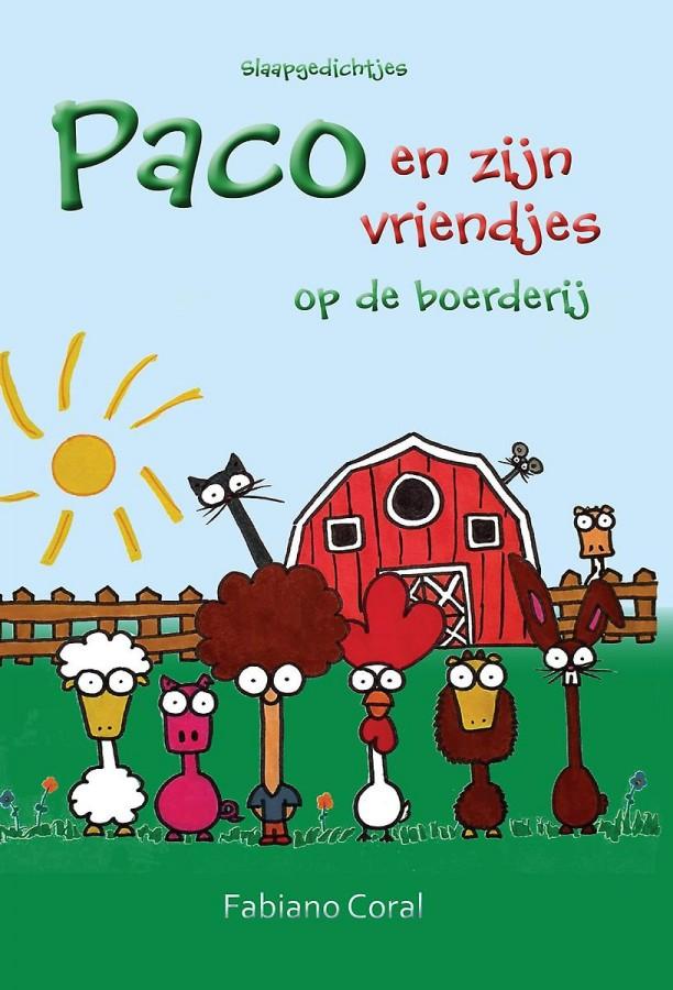 Paco en zijn vriendjes op de boerderij - Slaapgedichtjes